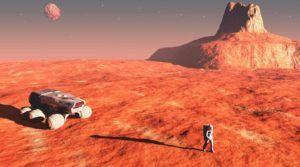 Existe vida en Marte