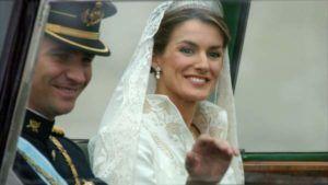 La larga lista de novias y amantes de Felipe VI